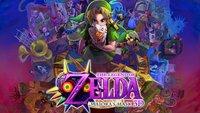 The Legend of Zelda - Majora's Mask 3D: Die Spielwelt im Trailer
