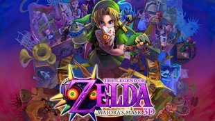 The Legend of Zelda - Majora's Mask 3D: Die Spielwelt im Trailer