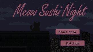 Meow Sushi Night