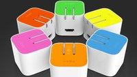 Xiaomi Mi Box Mini: Bunte Set-Top-Box ist so groß wie ein Netzstecker