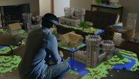 Microsoft HoloLens: Beeindruckender Trailer versetzt euch in die Zukunft