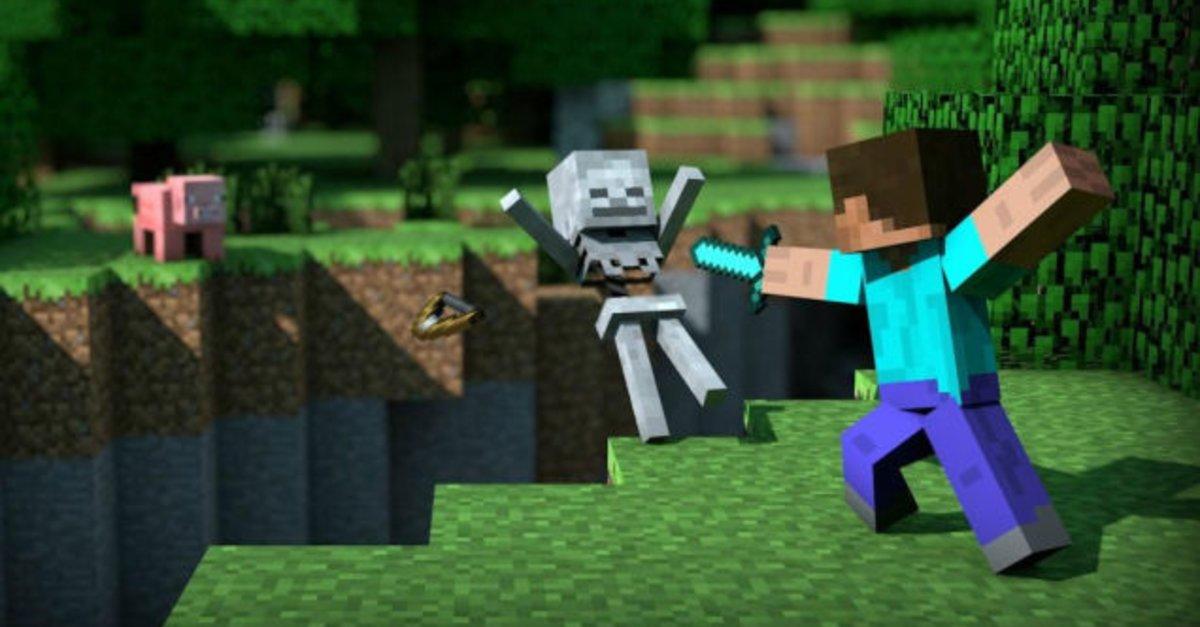 Minecraft Spielen Deutsch Minecraft Pferde Spielen Bild - Minecraft pferde spielen