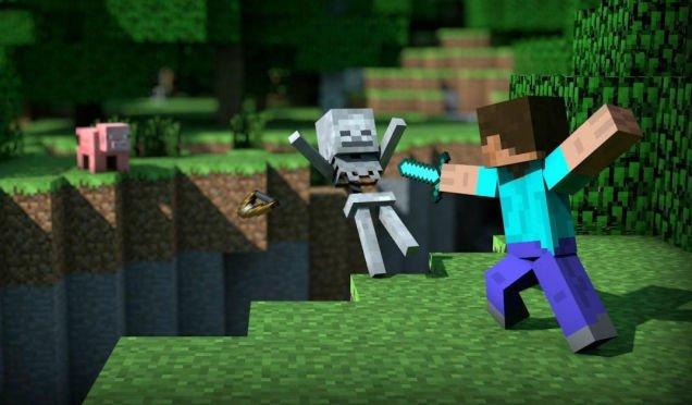 Minecraft Rund Millionen Spieler Gleichzeitig Online GIGA - Minecraft spieler online