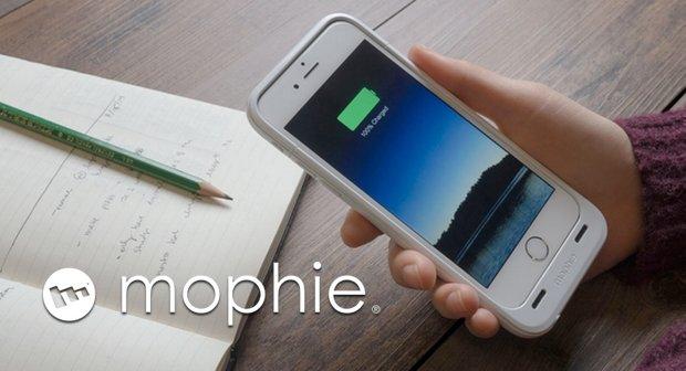 Mophie Juice Pack für iPhone 6 (Plus): Akku-Case in Deutschland vorbestellbar