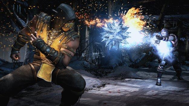 Mortal Kombat X: Kämpfer Reptile im blutigen Trailer