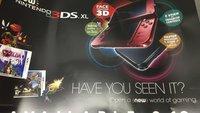 New Nintendo 3DS: Poster zeigt möglichen Release-Termin *Update*