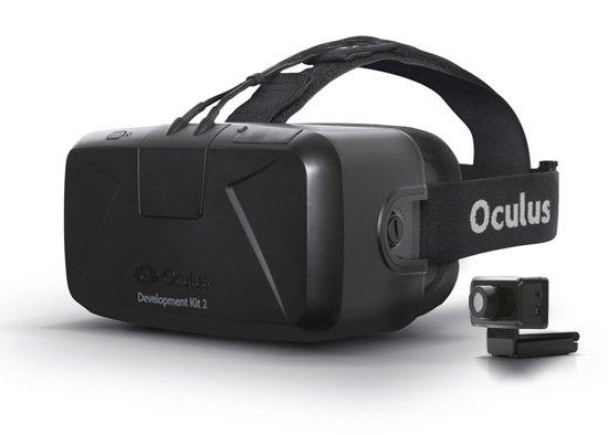 Auch die bekannte Oculus Rift befindet sich noch in der Entwicklung und erscheint nicht vor Ende 2015.