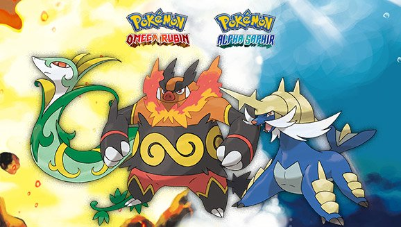 Pokémon Alpha Saphir &amp&#x3B; Omega Rubin : Neues Classic-Turnier bestätigt!