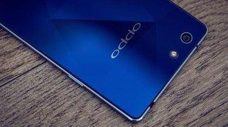 OPPO R1C: Smartphone-Schönheit mit schicken Schauwerten auf ersten Bildern zu sehen