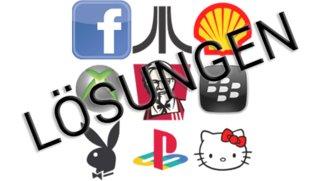 Picture Quiz: Logos - Die Lösungen