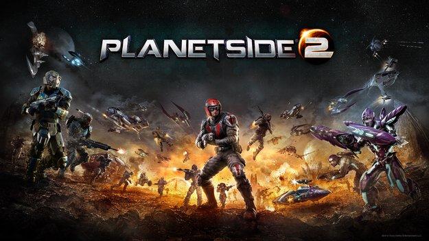 Planetside 2: Weltrekord für die meisten Shooter-Spieler gleichzeitig
