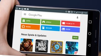 Google Play Store – ehemals Android Market