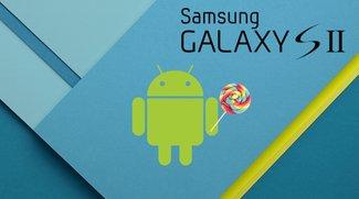 Samsung Galaxy S2 erhält Android 5.0 Lollipop dank CyanogenMod 12