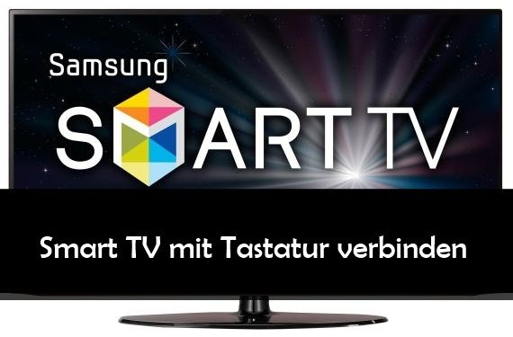 Smart TV: Tastatur anschließen – so geht's bei Samsung, LG und Co.