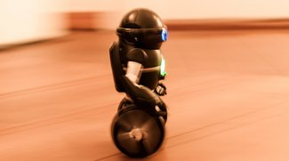 Der fahrbare Mini-Roboter: Tanz, MiP, tanz!