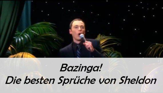 Sheldon Cooper Die Besten Sprüche Und Zitate Bazinga Giga