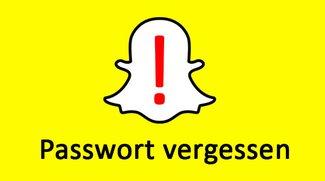 Snapchat: Passwort vergessen – was tun?