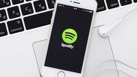 Spotify für iOS mit neuen Gesten und Touch Preview