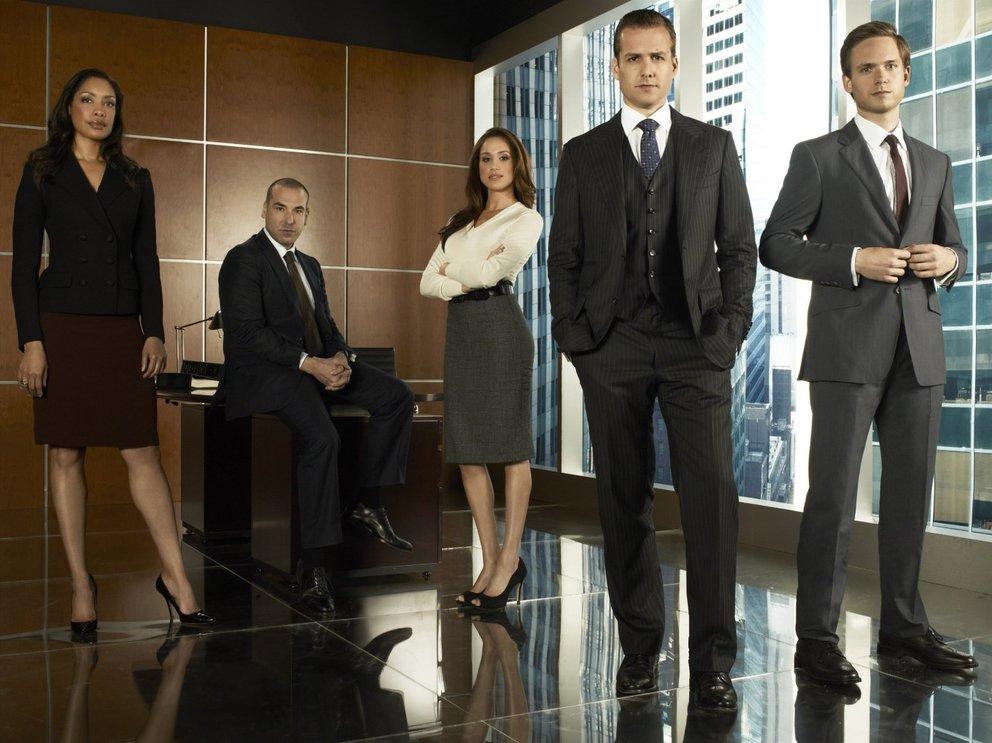 Alle Folgen von Suits im Stream: Hier gibt es die Serie online auf ...