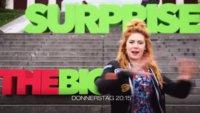 The Big Surprise im Live-Stream und TV: Dein schönster Albtraum mit Palina Rojinski bei Pro7 heute