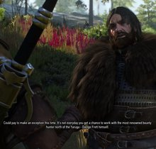 The Witcher 3 - Wild Hunt: Easter Eggs - Tyrion, Jango Fett, Monty Python und mehr