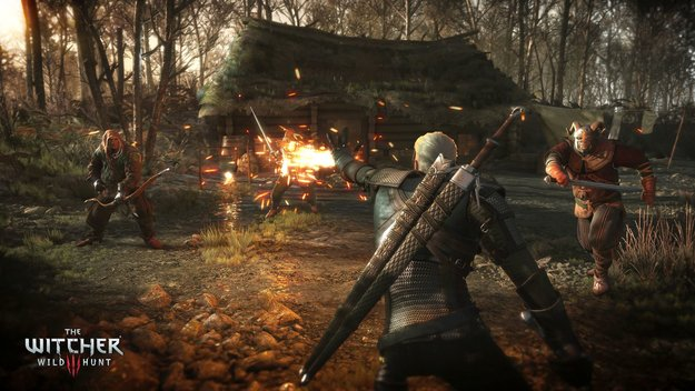 The Witcher 3: Trailer mit Spielszenen zum Hands-On-Event
