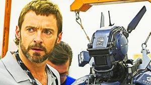 CHAPPIE Trailer 2 Deutsch German & Check   Hugh Jackman 2015 [HD]