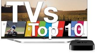 Fernseher kaufen: Top 10 der beliebtesten Modelle für Apple TV und Co.