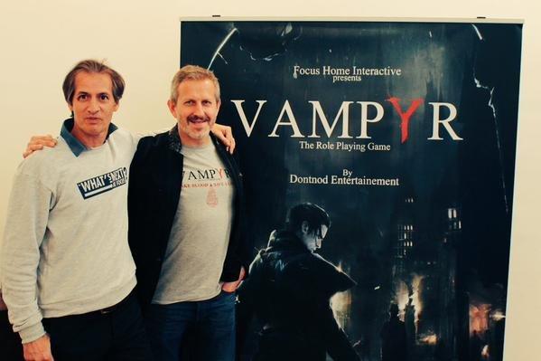 Vampyr: Neues Rollenspiel der Macher von Life is Strange