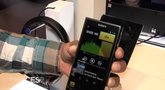 Sony NW-ZX2 High Resolution-Audio Walkman im Hands-On [CES 2015]