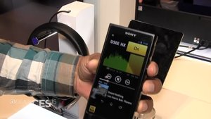 Sony Walkman NW-ZX2 im Hands-On