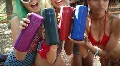 """UE Boom """"PartyUp"""": Über 50 BT-Lautsprecher gleichzeitig ansteuern"""