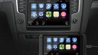 Volkswagen bringt Android Auto und Apple CarPlay in neuen VW Golf und weitere Fahrzeuge [CES 2015]