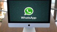 WhatsApp am Mac nutzen (Anleitung)