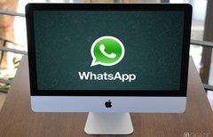 WhatsApp am Mac nutzen...