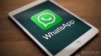 WhatsApp auf dem iPad - so geht's unter iOS 8