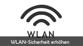 WLAN Sicherheit erhöhen: Einstellungen finden und ändern
