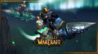 World of Warcraft Mounts: Die seltenen Flug- und Reittiere aus Erfolgen
