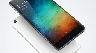 Xiaomi Mi Note &amp&#x3B; Mi Note Pro: Zwei neue Flaggschiffe vorgestellt