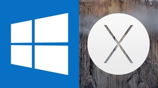 Windows 10 vs OS X Yosemite: Funktionen im Vergleich