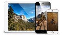 Frische Pixel: 8 sehenswerte Yosemite-Park-Wallpaper für iPhone und iPad
