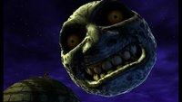 Zelda - Majora's Mask 3D: Das düstere Intro im Grafikvergleich