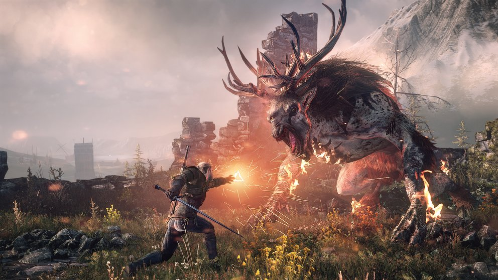 The Witcher 3 Wild Hunt: 9 Minuten aus dem Prolog im Video