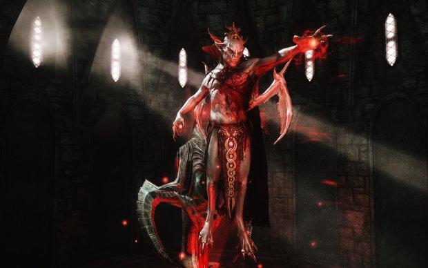 Skyrim: Vampirismus - So werdet ihr Vampir, so heilt ihr die Krankheit