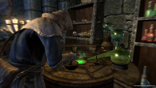 Skyrim: Alchemie-Rezepte und Liste aller Zutaten (nach Effekt sortiert)