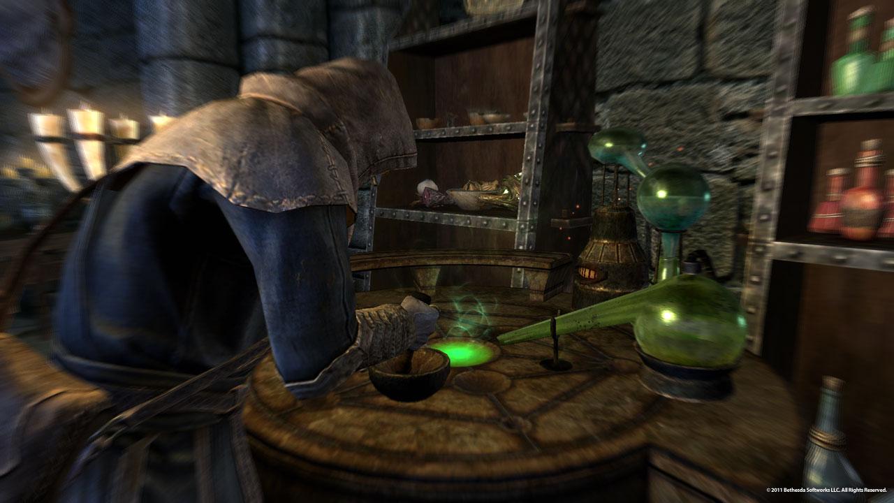 Skyrim: Alchemie-Rezepte und Liste aller Zutaten (nach Effekt ...