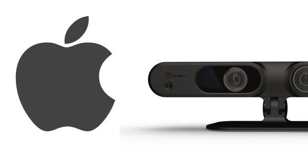Apple arbeitet an virtueller Tastatur und 3D-Kamerasystem (Patent)
