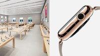 Apple Watch womöglich exklusiv im Apple Store, Retailer außen vor