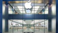 Apples Börsenwert erreicht astronomische Höhen [Grafik]