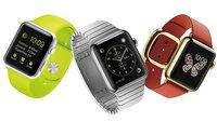 Apple Watch: Mehrseitige Werbung in der Vogue